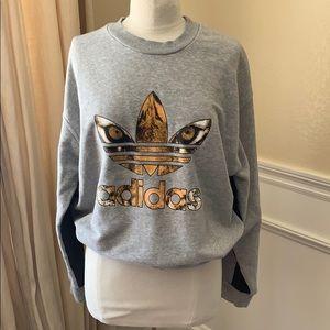 Rita Ora for Adidas Sweatshirt